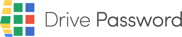 Drive Password Logo